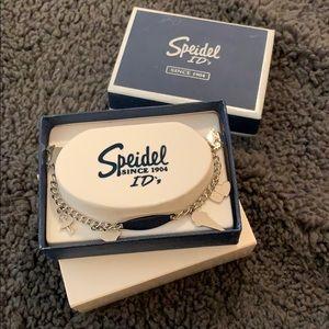 Speidel ID charm bracelet- girl's